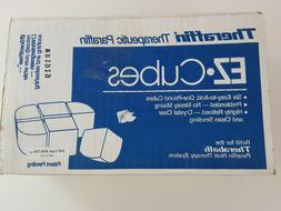 Paraffin Wax Cubes Refill  Unscented 6-1lb Cube Blocks Warme