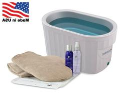 Therabath Pro Warmer With 6-pounds Scent-free Paraffin Wax A
