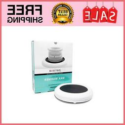 Parissa Wax Warmer, Plug-in Warming Plate for Safe At-Home H